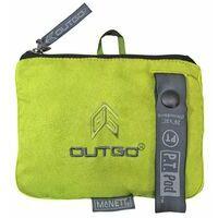 Mc Nett PT Pod Outgo Towel PT Green Microvezel Handdoekje