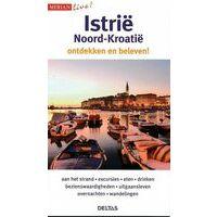 Merian Live Reisgids Istrië - Noord-Kroatië
