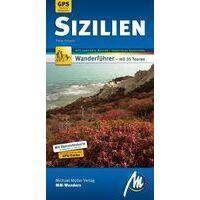 Michael Muller Verlag Wandelgids Wandern Sizilien Sicilië