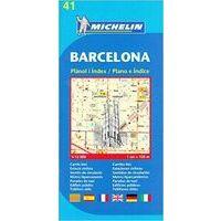 Michelin Stadsplattegrond Barcelona