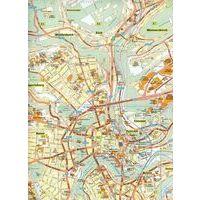Michelin Stadsplattegrond Luxemburg Stad