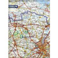 Michelin Wegenkaart 373 Antwerpen