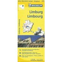 Michelin Wegenkaart 375 Limburg