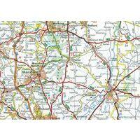 Michelin Wegenkaart 504 South East England & East Anglia