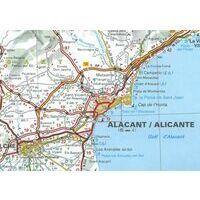Michelin Wegenkaart 572 Asturië Cantabrië