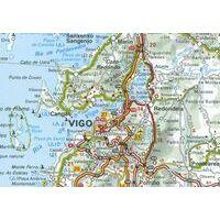Michelin Wegenkaart 576 Centraal-Spanje