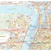 Michelin Stadsplattegrond Antwerpen