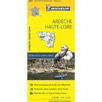 Michelin Ardeche/Haute Loire 331 1:150.000