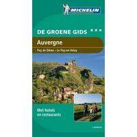 Michelin Groene Gids Auvergne
