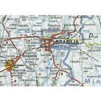 Michelin Wegenkaart 764 Brazilië