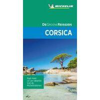 Michelin De Groene Reisgids Corsica