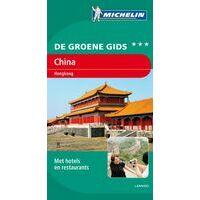 Michelin Groene Gids China - Hong Kong