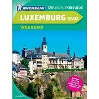 Michelin Groene Gids Weekend Luxemburg Stad