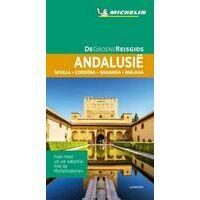 Michelin Groene Reisgids Andalusië