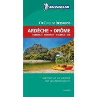 Michelin Groene Reisgids Ardeche & Drome