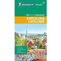 Michelin Groene Reisgids Barcelona Catalonië