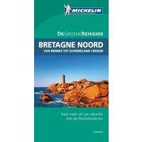 Michelin Groene Reisgids Bretagne Noord