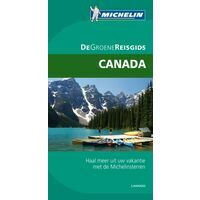 Michelin Groene Reisgids Canada