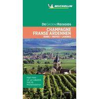 Michelin Groene Reisgids Champagne - Franse Ardennen