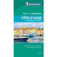Michelin Groene Reisgids Cote D'Azur