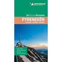 Michelin Groene Reisgids Pyreneeën