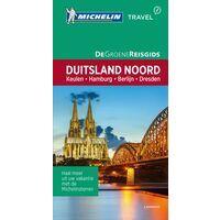 Michelin Groene Reisgids Duitsland Noord