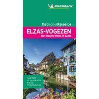 Michelin Groene Reisgids Elzas Vogezen
