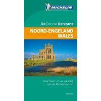 Michelin Groene Reisgids Engeland Noord & Wales