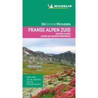Michelin Groene Reisgids Franse Alpen Zuid