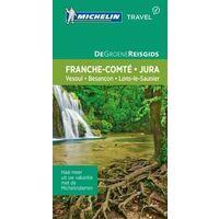 Michelin Groene Reisgids Jura Franche-Comté