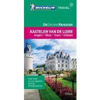 Michelin Groene Reisgids Kastelen Van De Loire