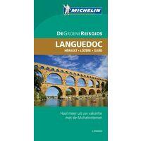 Michelin Groene Reisgids Languedoc (Herault Lozere Gard)