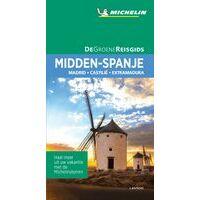Michelin Groene Reisgids Midden-Spanje