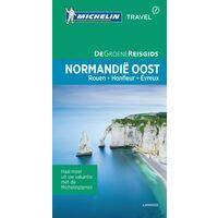 Michelin Groene Reisgids Normandië Oost