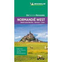 Michelin Groene Reisgids Normandië West