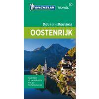 Michelin Groene Reisgids Oostenrijk