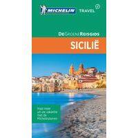 Michelin Groene Reisgids Sicilië