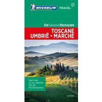 Michelin Groene Reisgids Toscane Umbrië Le Marche