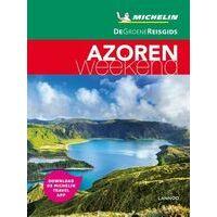 Michelin Groene Reisgids Weekend Azoren