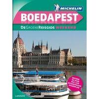 Michelin Groene Reisgids Weekend Boedapest