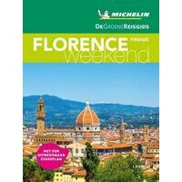 Michelin Groene Reisgids Weekend Florence - Firenze