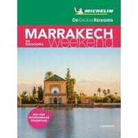 Michelin Groene Reisgids Weekend Marrakech