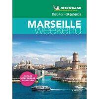 Michelin Groene Reisgids Weekend Marseille