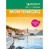 Michelin Groene Reisgids Weekend - Montenegro