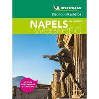 Michelin Groene Reisgids Weekend Napels-Pompeï