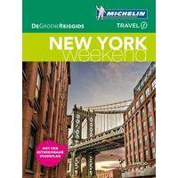 Michelin Groene Reisgids Weekend New York