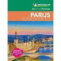 Michelin Groene Reisgids Weekend - Parijs