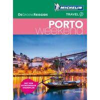 Michelin Groene Reisgids Weekend Porto