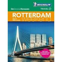 Michelin Groene Reisgids Weekend Rotterdam