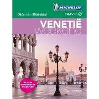 Michelin Groene Reisgids Weekend Venetië